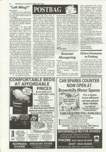 Brownhills Gazette February 1992 issue 29_000020