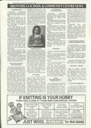 Brownhills Gazette January 1992 issue 28_000012