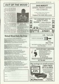 Brownhills Gazette January 1992 issue 28_000019