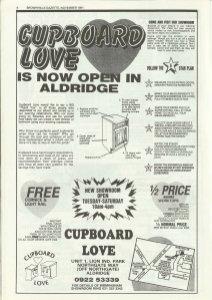Brownhills Gazette November 1991 issue 26_000006
