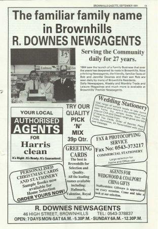 Brownhills Gazette September 1991 issue 24_000013