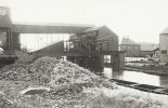 Grove Colliery, Whitsun 1958. From the Canal & River Trust archive.