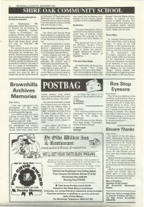 Brownhills Gazette December 1992 issue 39_000006