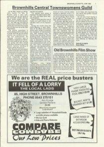 Brownhills Gazette June 1992 issue 33_000007