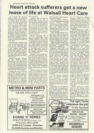 Brownhills Gazette June 1992 issue 33_000012