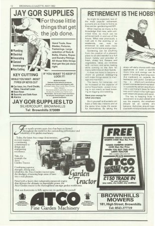 Brownhills Gazette May 1992 issue 32_000012