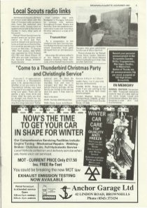 Brownhills Gazette November 1992 issue 38_000005