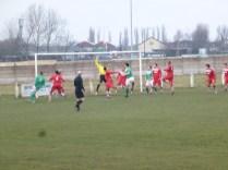 A near goal for Brocton.