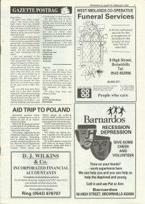 Brownhills Gazette February 1993 issue 41_000005