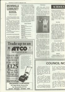 Brownhills Gazette February 1993 issue 41_000006