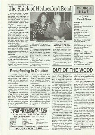 Brownhills Gazette July 1993 issue 46_000012
