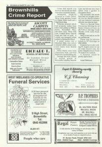 Brownhills Gazette July 1993 issue 46_000018