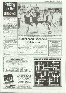 Brownhills Gazette July 1993 issue 46_000019