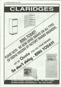 Brownhills Gazette July 1993 issue 46_000020