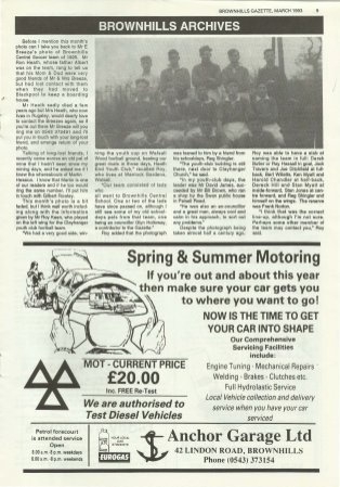 Brownhills Gazette March 1993 issue 42_000009