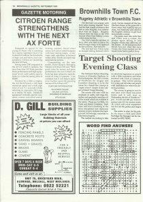 Brownhills Gazette September 1993 issue 48_000018