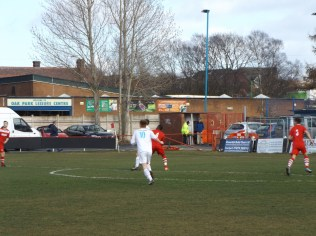 Westfields on the attack