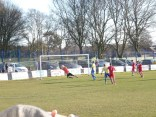 Second-half pressure by WWFC forced several good saves by Allstars keeper, Ryan Cheshire