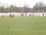 More pressure and hard work by Walsall Wood in the second half, trying to add to their first goal.
