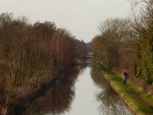 Canal at Drayton Bassett