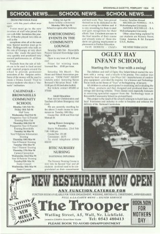 Brownhills Gazette February 1994 issue 53_000013
