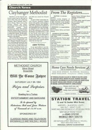 Brownhills Gazette June 1994 issue 57_000012