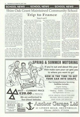 Brownhills Gazette May 1994 issue 56_000012