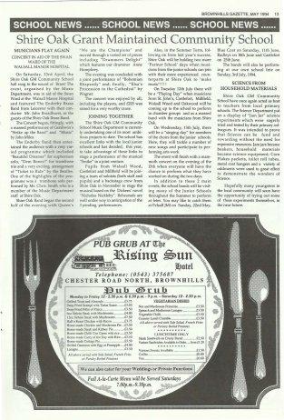 Brownhills Gazette May 1994 issue 56_000013