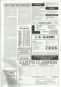 Brownhills Gazette May 1994 issue 56_000019