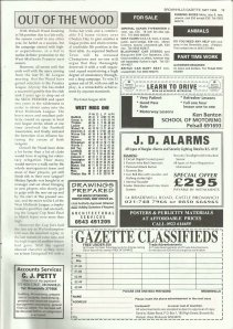 Brownhills Gazette May 1994 issue 56_000019