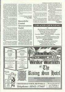 Brownhills Gazette November 1993 issue 50_000007
