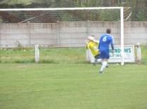 Third goal ,from a power shot.