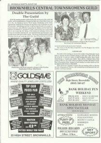 Brownhills Gazette August 1994 issue 59_000020