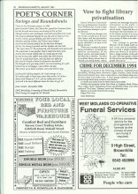 Brownhills Gazette January 1995 issue 64_000024