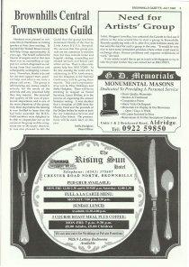Brownhills Gazette July 1994 issue 58_000005