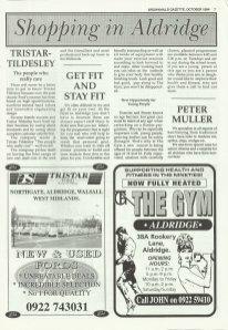 Brownhills Gazette October 1994 issue 61_000007