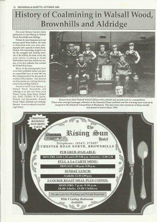 Brownhills Gazette October 1994 issue 61_000012