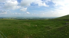 Up on the Weaver Hills