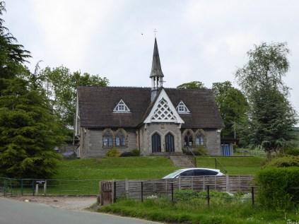 Ilam schoolhouse