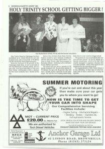 Brownhills Gazette August 1995 issue 71_000006