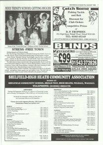 Brownhills Gazette August 1995 issue 71_000007