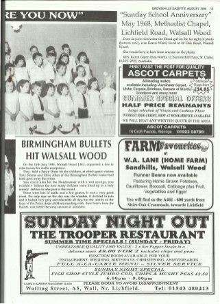 Brownhills Gazette August 1995 issue 71_000013