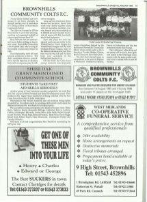 Brownhills Gazette August 1995 issue 71_000019