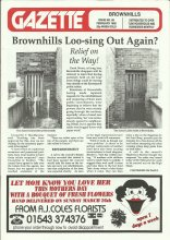 Brownhills Gazette February 1995 issue 65_000001