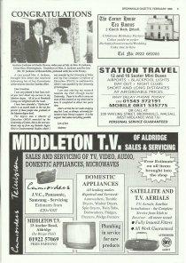 Brownhills Gazette February 1995 issue 65_000005