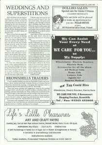 Brownhills Gazette June 1995 issue 69_000007