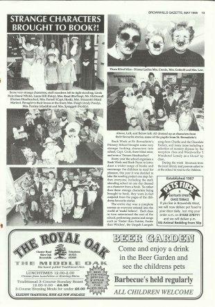 Brownhills Gazette May 1995 issue 68_000013