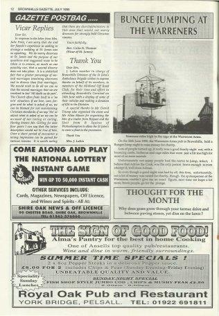 Brownhills Gazette July 1995 issue 70_000012