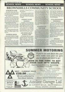 Brownhills Gazette July 1995 issue 70_000018