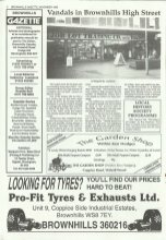 Brownhills Gazette November 1995 issue 74_000002